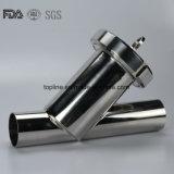 Aço inoxidável filtro tipo Y sanitárias