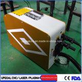 デスクトップのペーパー革アクリルの二酸化炭素RFレーザーのマーキング機械30W