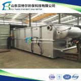 Macchina dissolta DAF di flottazione dell'aria per lo stabilimento di trasformazione oleoso delle acque luride di separazione di solido liquido