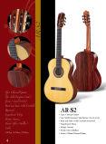 Высокое качество всех твердых Cocobola из розового классическая гитара