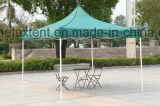 Salon professionnel tente de pliage, l'auvent, rectangle, Gazebo, facile jusqu'tente