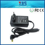 adaptador de enchufe de pared de la UE de 12V 3A