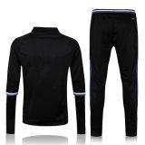 Тело формируя, противостатический, анти- ультрафиолетовый луч, Windproof куртка Jesey зимы футбола