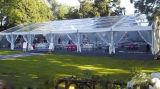 Grande tente extérieure de mariage d'usager de Tarnsparent d'usager d'événement de chapiteau