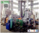 50 Liter-hydraulische Absinken-Tür-interner Gummimischer