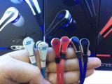 Audio di SMS 50 centesimo delle cuffie dell'in-Orecchio del centesimo mini 50 con il Mic e via muta del trasduttore auricolare del tasto 50 dal centesimo Earbud 3 colori