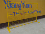 Wire Mesh Made를 가진 분말 Coating Temporary Fence Panel