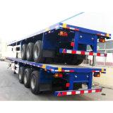 Dell'Tri-Asse di trasporto del contenitore 40FT della base del contenitore rimorchio semi