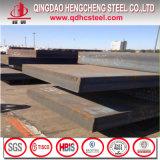 Placa de acero de Reistant del desgaste de la abrasión de ASTM A128 Mn13