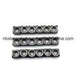 Noix S de soudure du grand dos DIN928|8 M6 ordinaires
