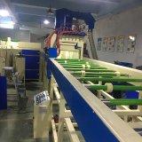 二重表面のためのローラーコンベヤーの送風機械、販売のためのカスタマイズされたコンベヤーの送風機械
