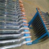 Llevar la placa de ánodo de Zinc Electrowinning/Electrorefining/electrólisis
