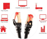 SSTP Patch Cable Cat7 Canal Fluke Test