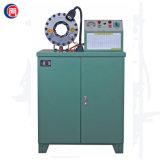Certificado do Ce 2 máquina de friso personalizada da mangueira hidráulica de alta pressão da polegada 220-480V