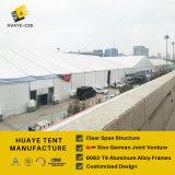 Barraca ao ar livre da exposição da feira profissional produzida na fábrica de China
