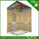 Decorativo 304 Hoja de acero inoxidable con recubrimiento Ti-Gold colores