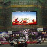 Colore completo dello stadio impermeabile P8 che fa pubblicità al modulo della visualizzazione di film del LED