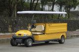 2017 تصميم جديد كهربائيّة رحلة سيّارة سفر كهربائيّة 4 مقادة عربة