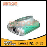 LED Corded Underground Mining Hatlamp Light Mining Lamp