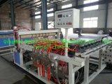 Haut niveau de sortie de tôle ondulée sur les décisions de la machinerie en PVC
