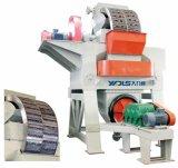 Высокий градиент мокрого магнитного сепаратора используется для концентрации железа песка