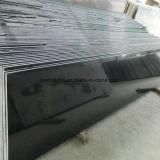 China con un bajo precio de granito negro pulido pulido flameados