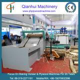4 da madeira compensada do núcleo do folheado pés automáticos de linha de produção/máquina de casca de madeira do registro/maquinaria de trabalho da madeira