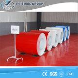 PPGI preverniciano la bobina d'acciaio galvanizzata da Shandong
