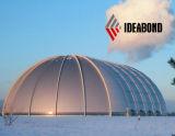 Ideabond ha sviluppato il comitato composito di alluminio d'attaccatura dell'installazione
