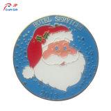 Kundenspezifisches Qualitäts-Weihnachtsmann-Abzeichen für Geschenk