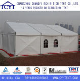 15X20m Aluminum Frame Fireproof Broad Marquee Vent Tent Party