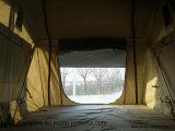 Tende di sotto esterne di campeggio della parte superiore del tetto del tempo delle tende di campeggio