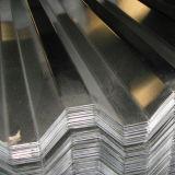 In reliëf gemaakt plooi de Plaat van het Aluminium voor Dakwerk
