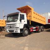 La Chine Heavy Duty Sinotruk HOWO camion tombereau/Prix de camion à benne basculante