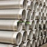 O aço inoxidável AISI 304 316 Cartucho de tela de arame de cunha