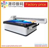 Stampante a base piatta UV di vendita 2.5*1.3m di formato caldo di stampa per la tessile
