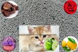 Qualitätsbentonit-Katze-Sänfte mit einfachem Büschel