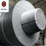 Carbono Muzi fornecido de fábrica de eléctrodos de grafite de alta eficiência