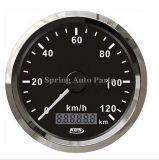 85mm GPS Speedometer Velometer 0-120km/H 12V 24V voor Truck Car Motorcycle