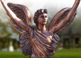 Het Gietende Standbeeld van het brons van Engel