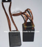 Koolborstels van het Metaal van de verkoop de GrafietVoor AC/DC Motor CM5H