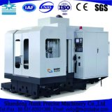 H100 중국 금속 작업을%s 둥근 디스크 Atc CNC 기계