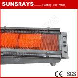Tipo economizzatore d'energia bruciatore infrarosso per il rivestimento della polvere