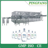 Ssy-300 пластиковые бутылки для вливания автоматическая производственной линии производительность