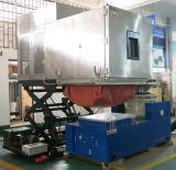 Constructeur combiné de la température et de machine de test de vibration