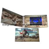 Reklameanzeige LCD-Bildschirm-Video-Buch