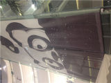 Bannière 1000d 12X12 de maille de PVC d'impression de couleur