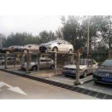 スマートな二重駐車スペース上昇ピットの駐車装置機械システム