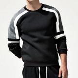 Venda por atacado popular ocasional personalizada da fábrica das camisolas de Hoody do velo do algodão dos homens
