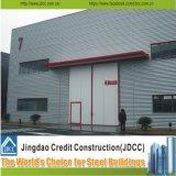 현대 디자인 직류 전기를 통한 가벼운 강철 구조물 작업장 건물